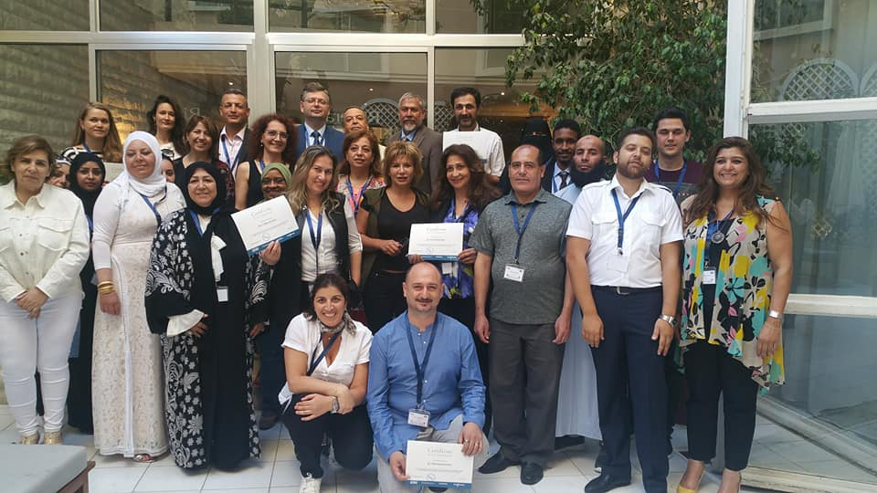 Results of the seminar on pulse analysis in Beirut (Lebanon)
